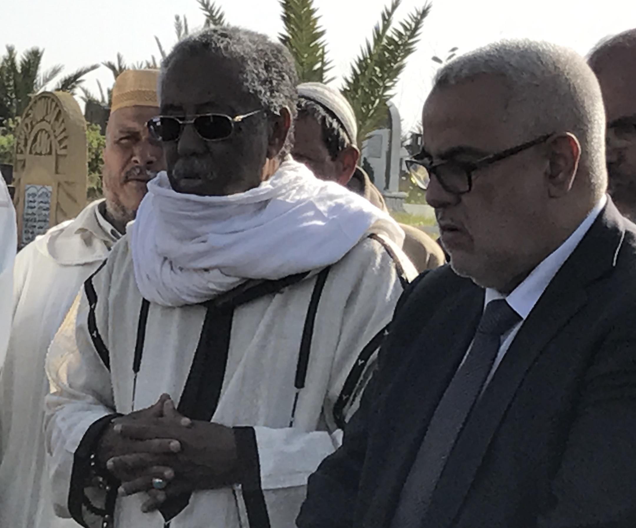 القاضي ماء العينين يقدم استقالته من القضاء احتجاجا على المس بسمعته