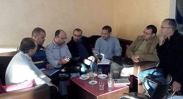 المكتب الجهوي لنقابة مفتشي التعليم بكلميم واد نون يتضامن مع المفتش التربوي المعفى بالمديرية الإقليمية لسيدي إفني