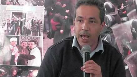 رحيل الكاتب الإقليمي لحزب الإشتراكي الموحد باكادير عبد الرزاق موزاكي.