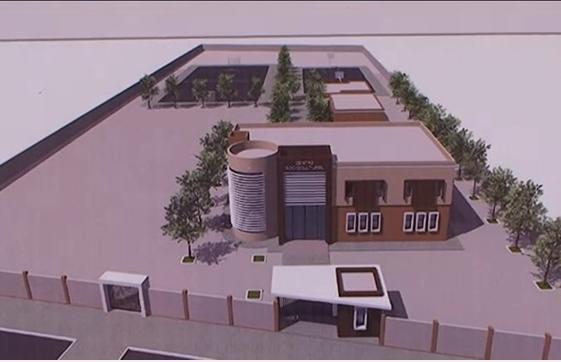 هده هي التكلفة الاجمالية للمركز الثقافي التربوي عموري مبارك