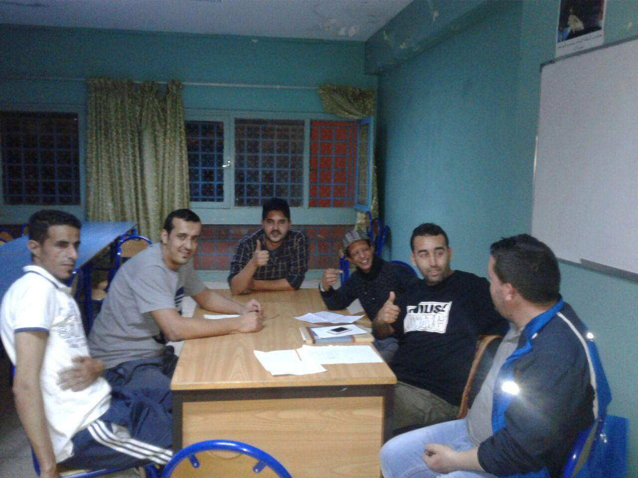 تاسيس جمعية أمجاد وداية الموظفين