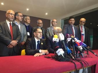 """برلمان """"البيجيدي"""" يعلن عن شروط مشاروات العثماني المرتقبة"""