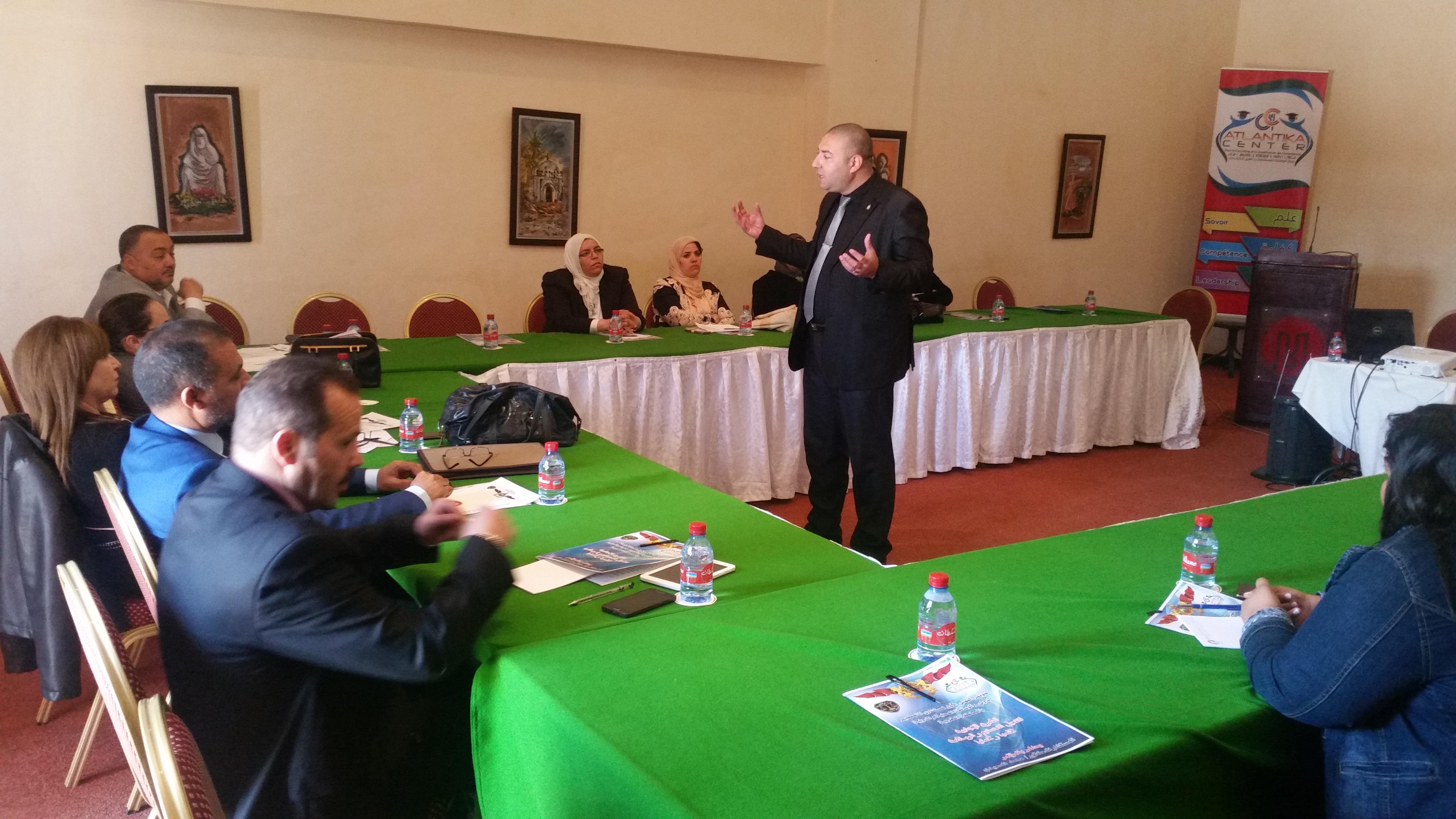 تقرير عن المؤتمر الدولي المهني الاول لمستشاري التحكيم الدولي والوساطة المحلية
