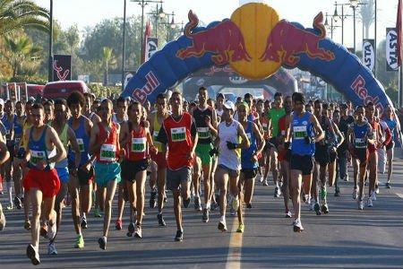 الإثيوبي فيكادو كيبي بطلا لماراطون الرباط