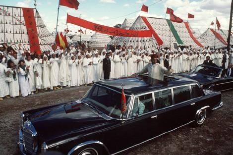 """""""عيد العرش"""" .. سِحْرُ الحسن الثاني ونداء """"شعبي العزيز"""""""