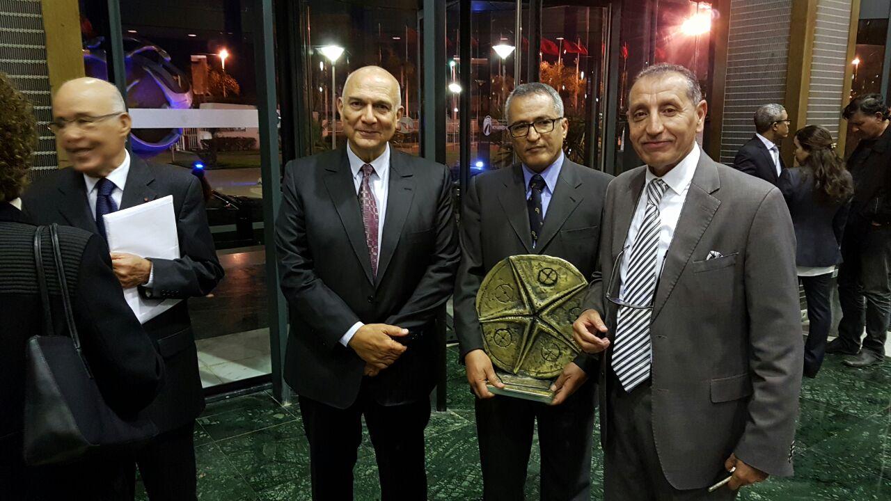 جماعة اكلو تفوز بجائزة الاميرة للاحسناء للساحل المستدام