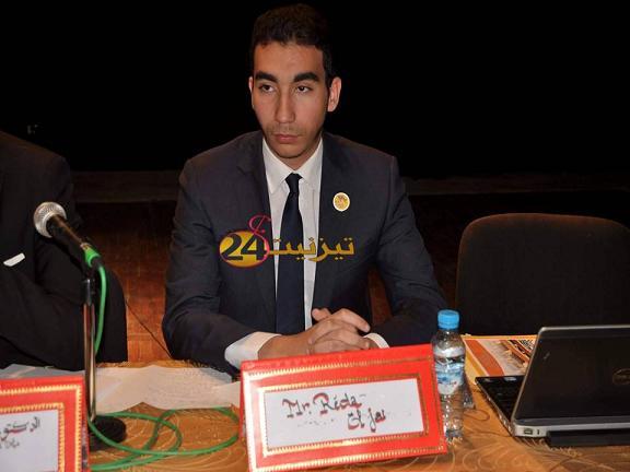 رضا الجاي : ينتقد الحضور الباهث لفعاليات ومسؤولي تيزنيت في لقاء اليوم الدراسي حول الجامعة