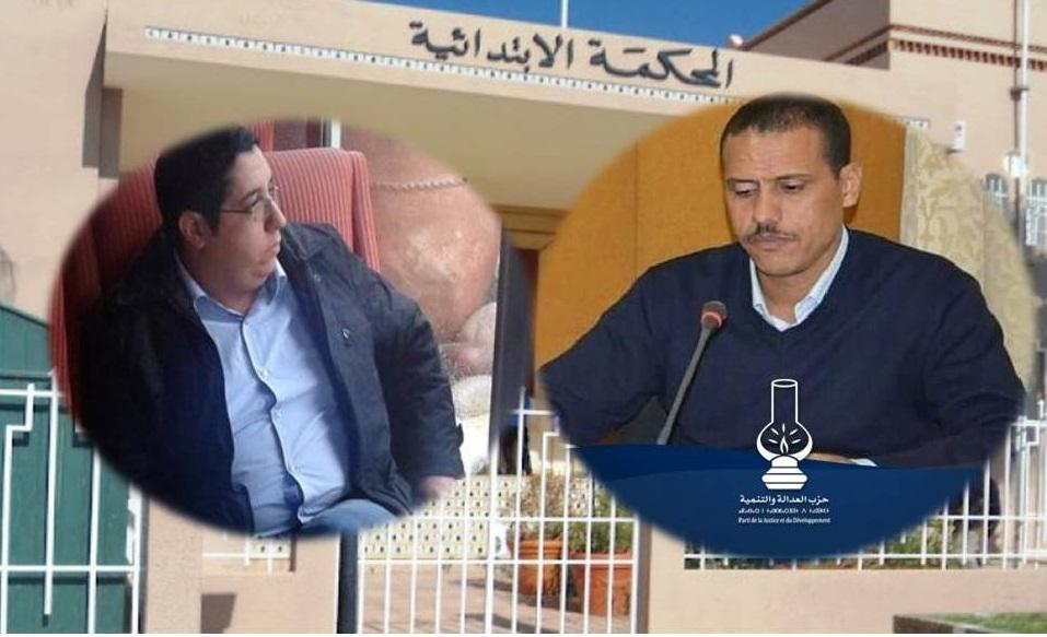 بسبب تدوينة على الفيسبوك الوالي الشتوكي يقاضي محمد ادمجوض