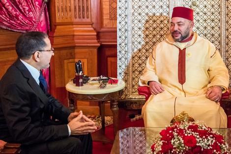 الملك يمهل العثماني 15 يوما لتشكيل الحكومة