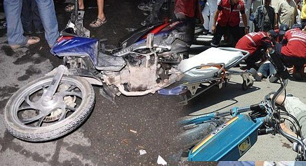 وفاة سائق دراجة نارية في حادثة سير بجماعة تيوغزة