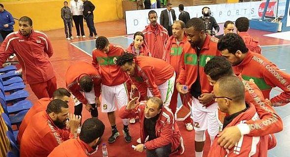 المنتخب المغربي يتغلب على الجزائر ويتأهل لكأس أمم إفريقيا لكرة السلة