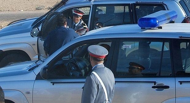 درك مير اللفت يفتح تحقيقا في سيارة رباعية الدفع وشكوك حول أوراقها الثبوتية و الجمركية