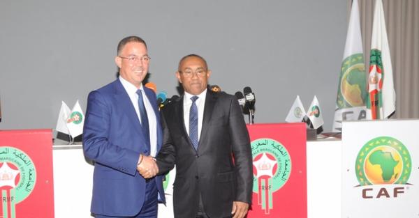 رئيس الكاف يكشف موقفه من استضافة المغرب للمونديال