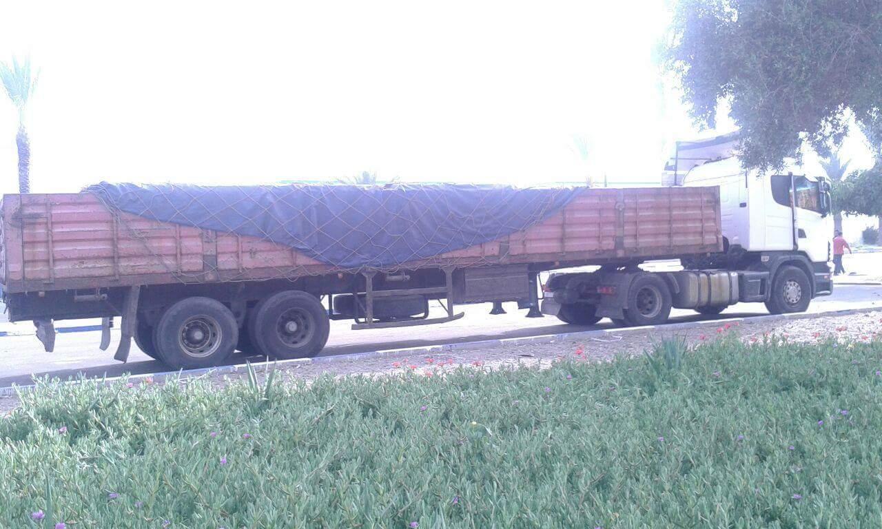 ماسة : جمارك أكادير تحجز شاحنة محملة بكمية من الشاي المهرب