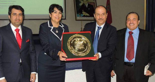العدوي تترأس إجتماعا إعداديا للملتقى الاقتصادي المغربي الخليجي
