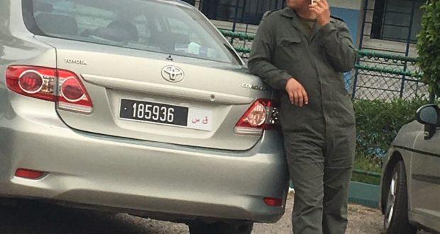 اكادير : سيارات الدولة بمعية سائقين موظفين في خدمة أبناء المسؤولين