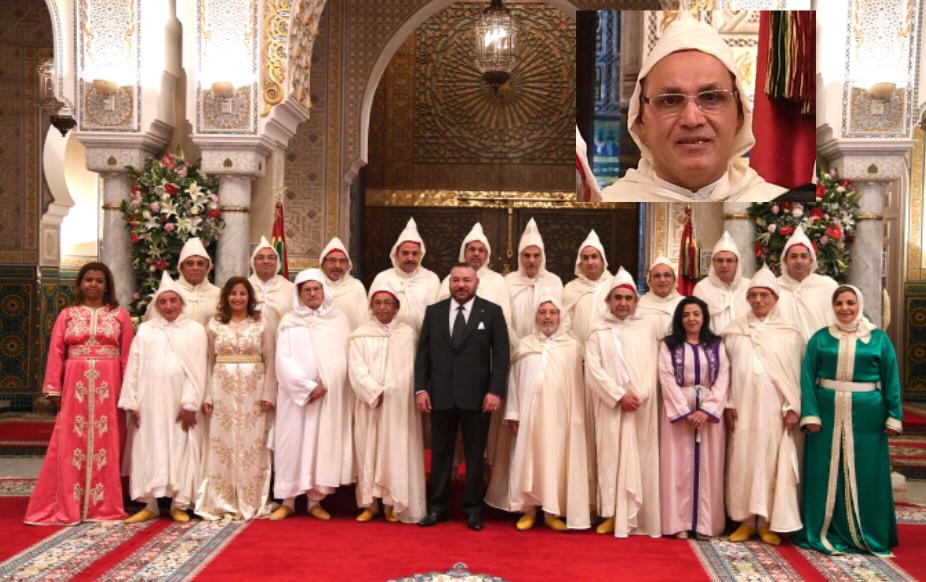 جلالة الملك يعين فيصل شوقي من تيزنيت ضمن أعضاء المجلس الأعلى للسلطة القضائية.