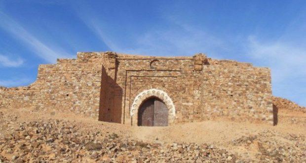 """""""دار السلطان"""" بتغجيجت بإقليم كلميم .. معلمة تاريخية يتعين حمايتها وتثمينها"""