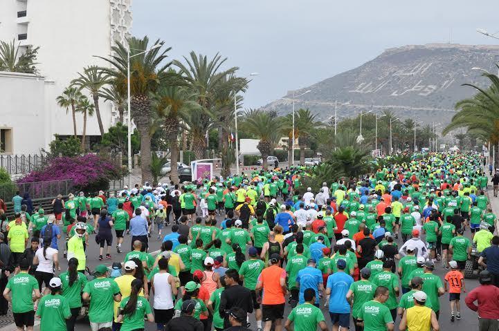 منظمون: الماراثون الأخضر بأكادير آخر فرصة للعدائين لتحقيق توقيت مؤهل لبطولة العالم بلندن