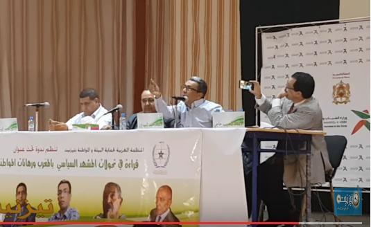 المهدوي : بن كيران مجرم سياسي و الحكومات شهداء زور و كلهم مجرمون