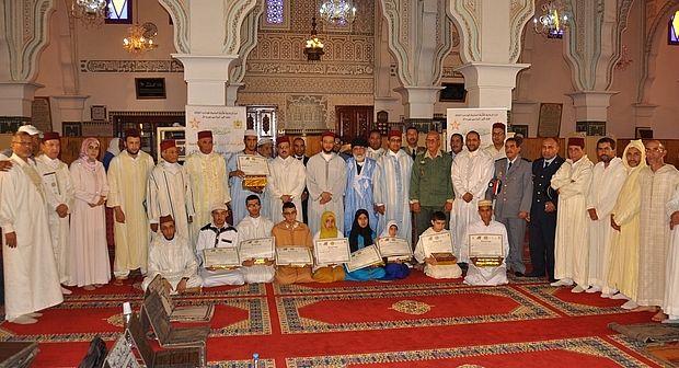 سيدي إفني: عامل الاقليم يترأس المسابقة الإقصائية في حفظ وتجويد القرآن الكريم.