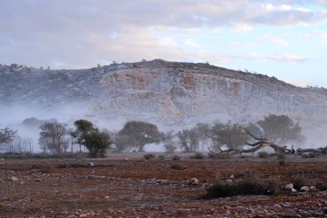 مقلع للأحجار يحول ساكنة تزنيت إلى جحيم ومطالب بالتدخل العاجل