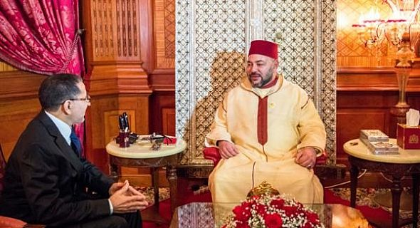 تأجيل موعد استقبال الملك لحكومة سعد الدين العثماني