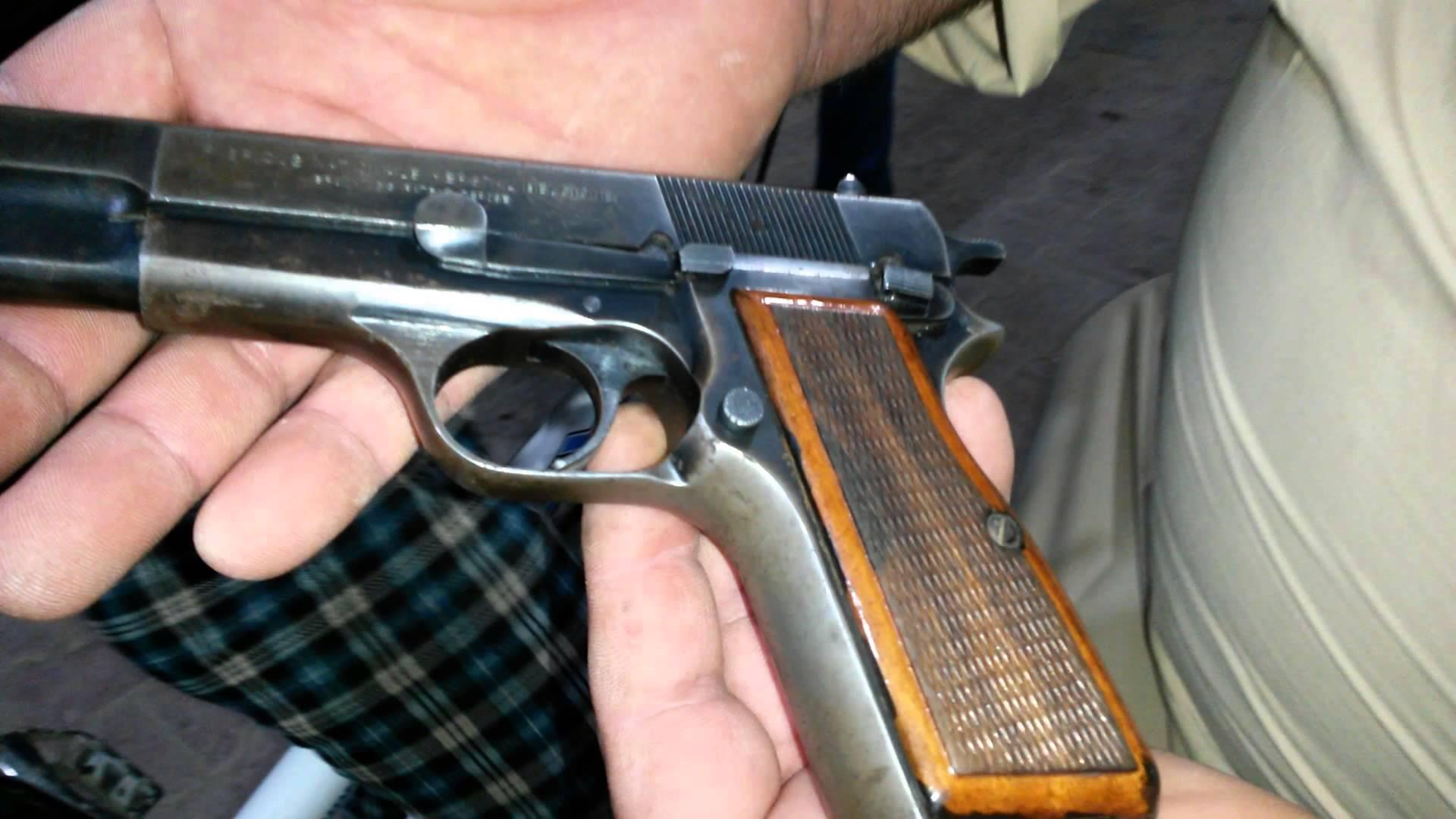 بسبب رغبته في بيع مسدسين.. اعتقال شاب بالاخصاص إقليم سيدي إفني