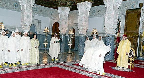 حركية مسبوقة في صفوف العمال والولاة في عهد حكومة العثماني