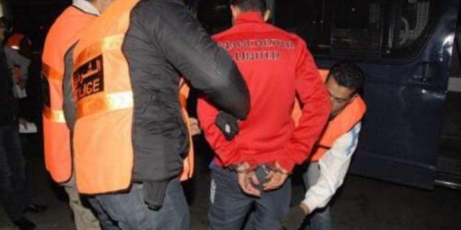أمن أكادير يعتقل 4 مشجعين لفريق الأهلي المصري لكرة اليد بعد اعتدائهم على رجال الأمن