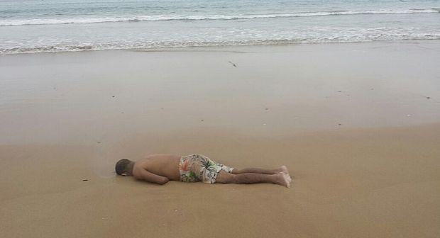 سيدي بيبي: شاطئ تيفنيت يلفظ جثة طفل في 13 من عمره