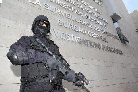 """الديستي: توقيف 6 """"داعشيين"""" خططوا لتنفيذ عمليات ارهابية خطيرة بالمملكة"""