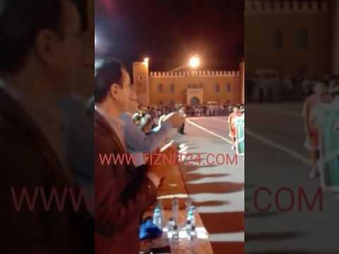 مراسيم افتتاح دوري كوسعيد . الدورة 12.
