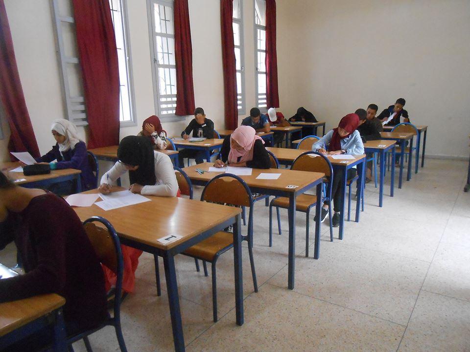 فيديو : الامتحانات التجريبية للمستوى الثاني باكالوريا بتيزنيت