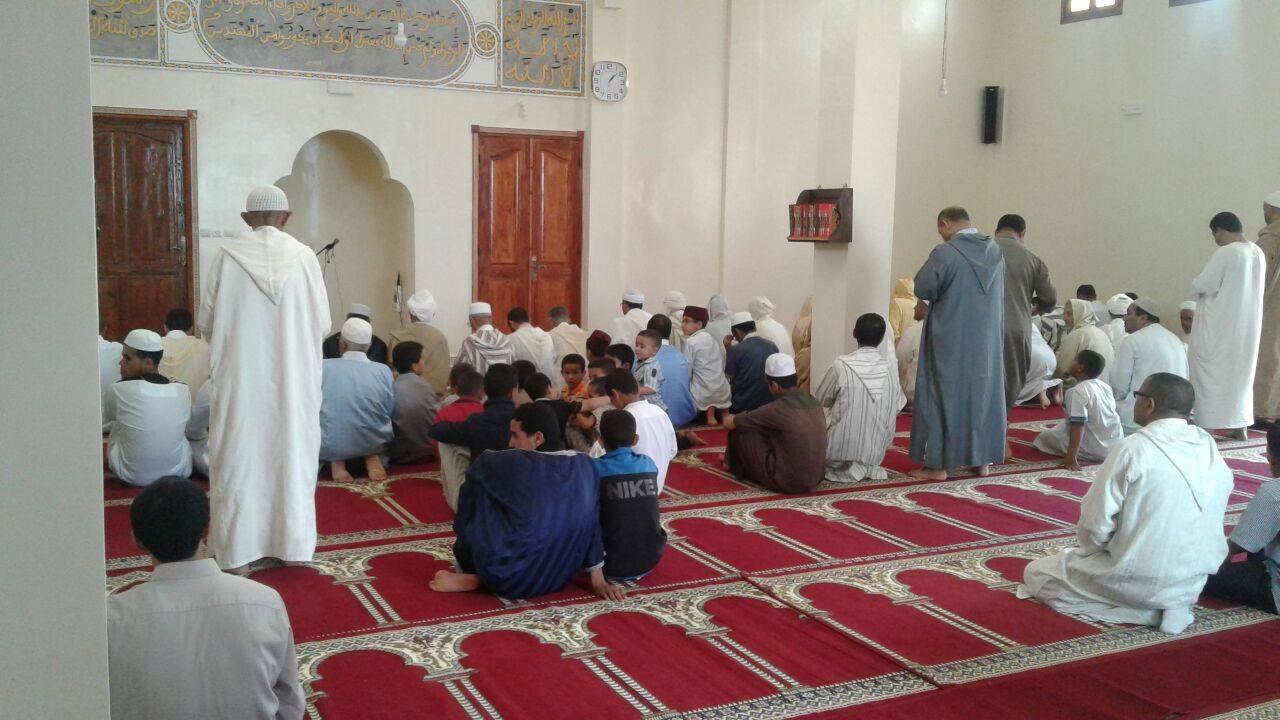 افتتاح مسجد اكرامن الساحل بجماعة ميراللفت