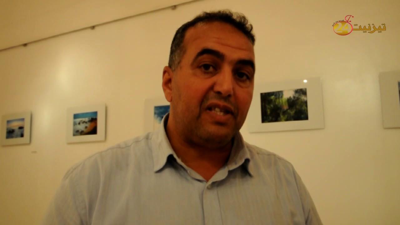 لقاء خاص مع خالد العيوض على هامش مهرجان السينما للجميع