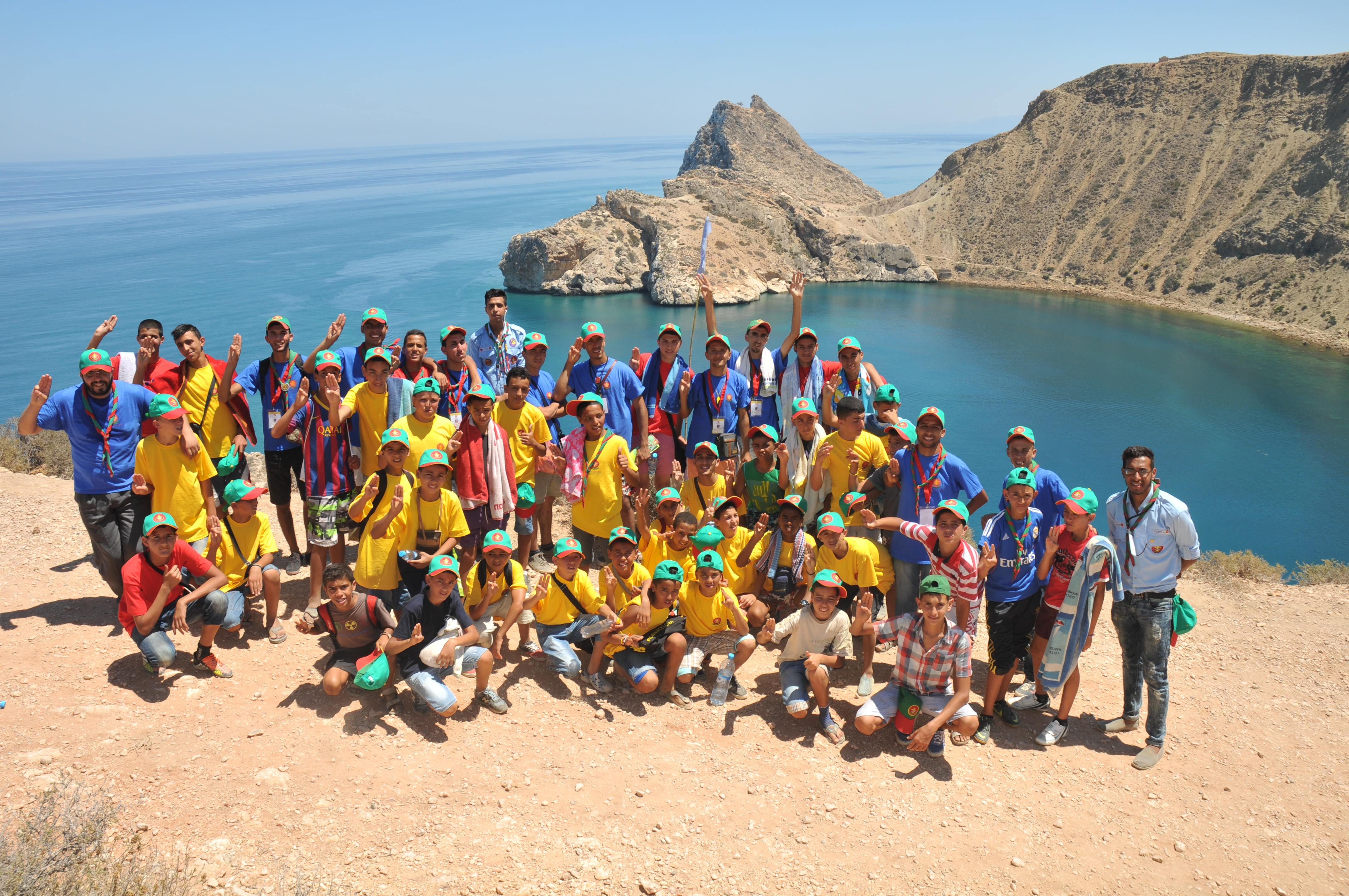 إطلاق الدورة التاسعة من برنامج المخيمات الصيفيــة لفائدة الأطفال المغاربة المقيمين بالخارج