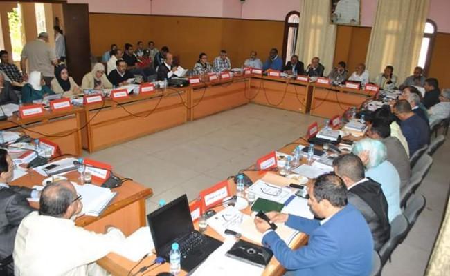 جماعة تيزنيت تصادق على برنامج العمل 2017- 2022