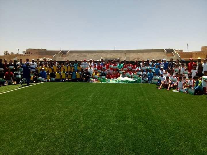 اختتام فعاليات دوري مولاي الحسن لكرة القدم بتيزنيت