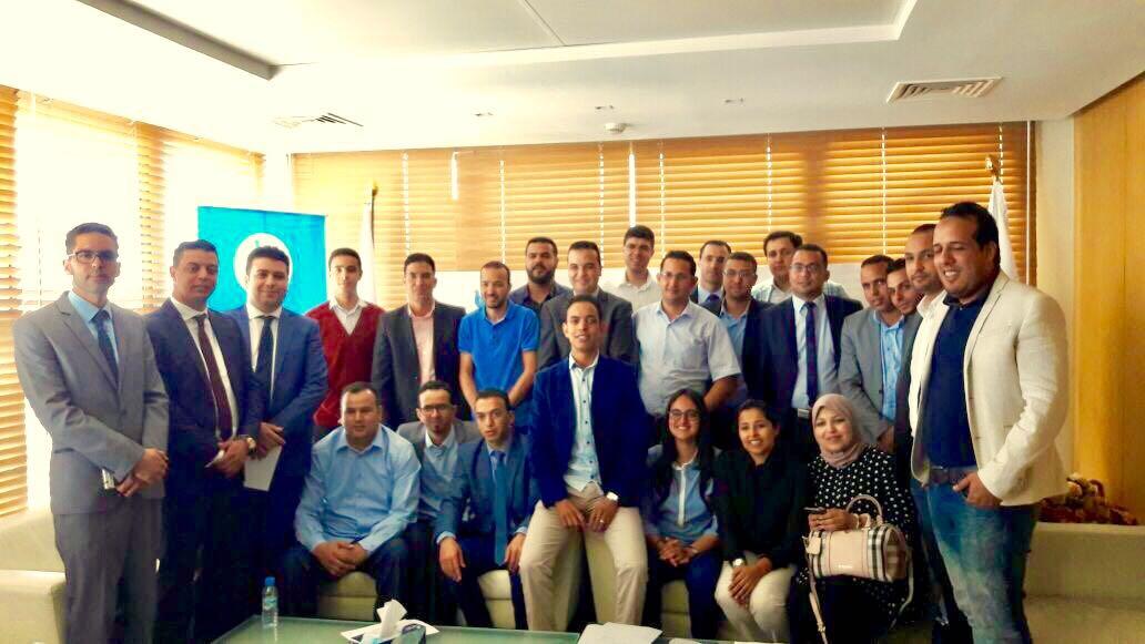 يوسف شيري رئيسا للفيدرالية الوطنية للشبيبة التجمع الوطني للأحرار