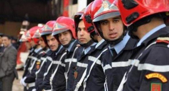 المغرب يخضع رسميا العاملين بالوقاية المدنية لقواعد الانضباط العسكري