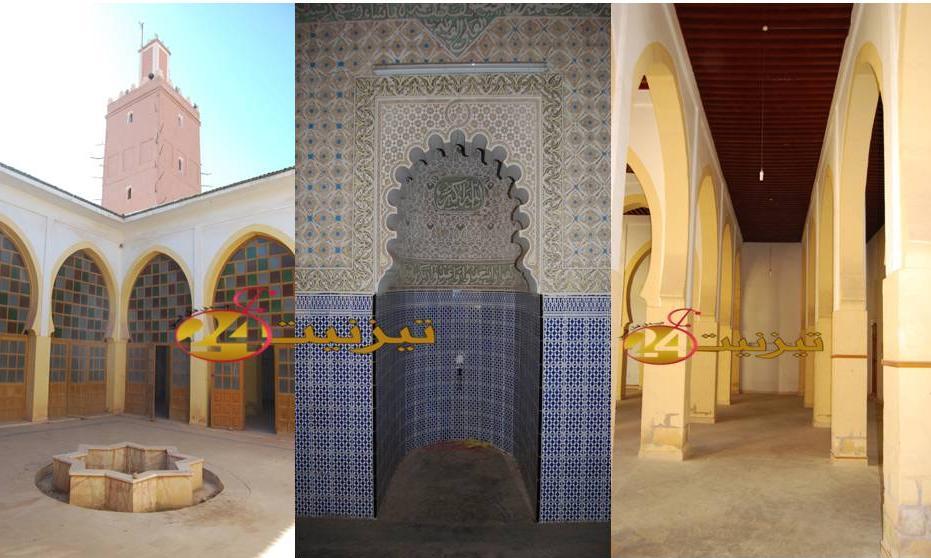 المسجد الكبير بتيزنيت / 15.01.2013