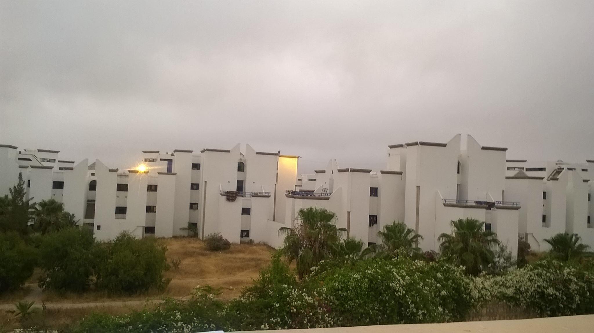 ربورتاج:  طلبة الحي الجامعي بأكادير وسط أجواء روحانية في صلاة التراويح