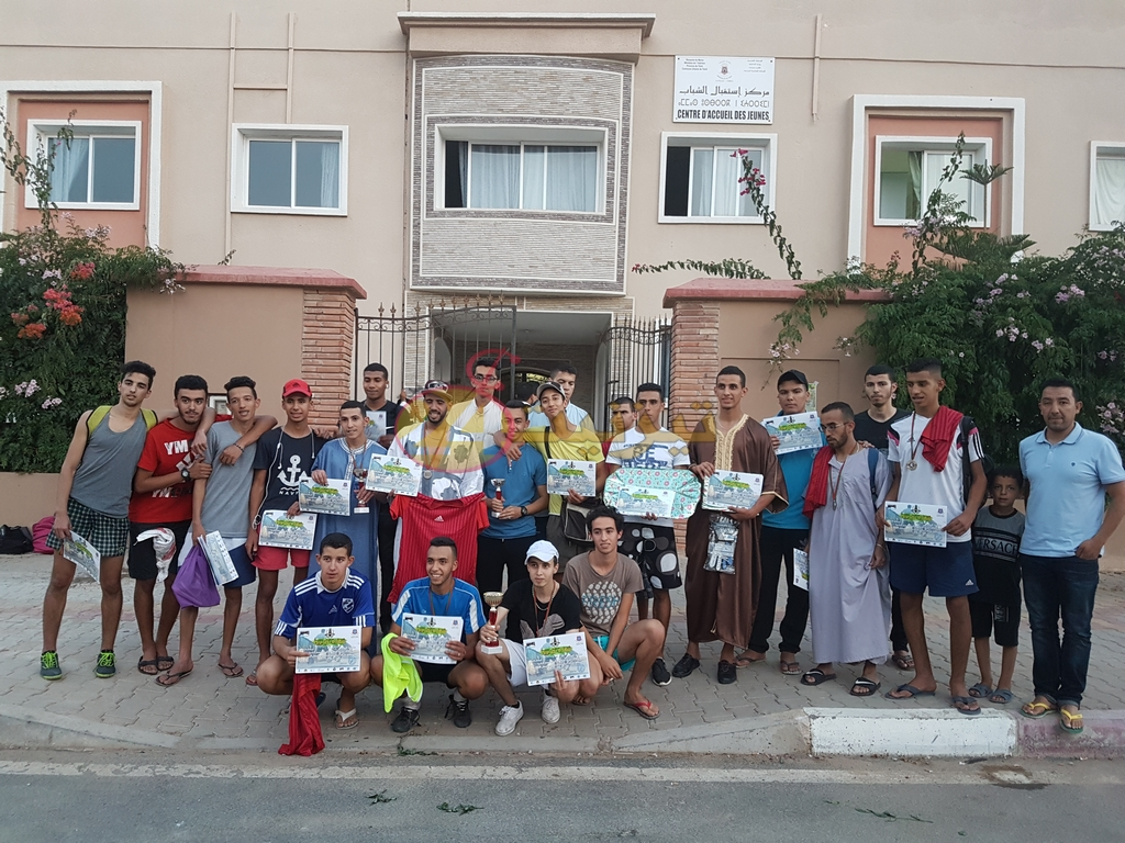 اختتام دوري حي ايراك لكرة القدم المصغرة