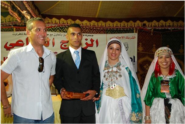 """مصاريف الزفاف ومنحة 10آلاف درهم للراغبين في الزواج ب""""تافراوت"""""""