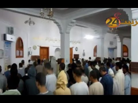 مقتطف من تراويح مسجد الغفران بتيزنيت