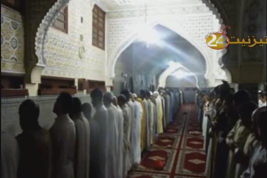 مقتطف من تراويح مسجد السنة 16 رمضان 1438