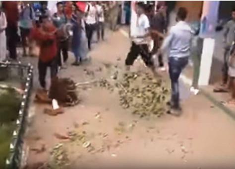 اعتقال تلاميذ خربوا ثانوية بسبب صعوبة الامتحانات