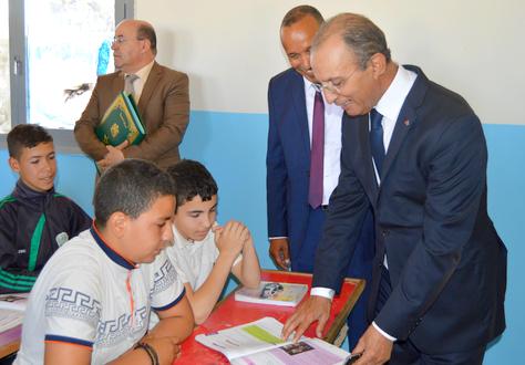 """وزارة حصاد تكشف حصيلة الغش في امتحانات """"الباك"""" بسوس"""