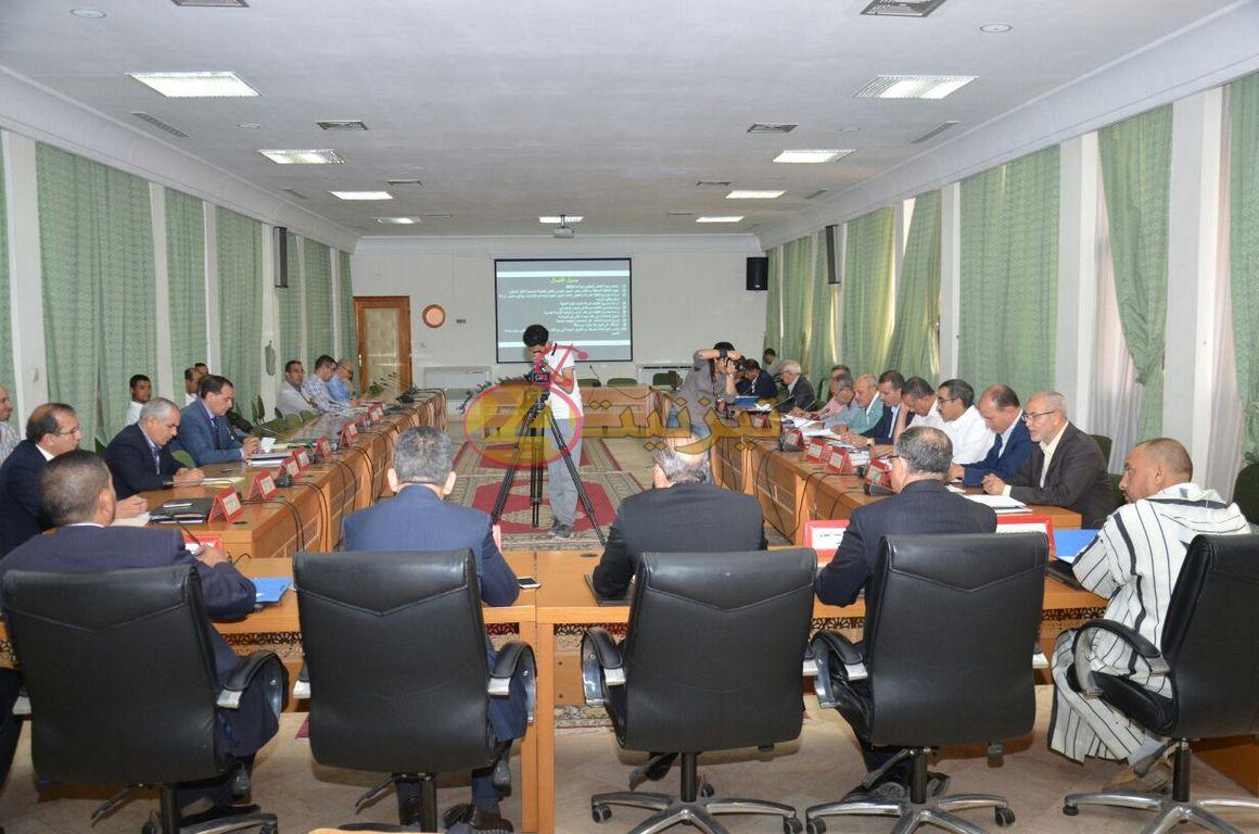 منح و اعانات الجمعيات و الهيئات التي صادق عليها المجلس الاقليمي لتيزنيت